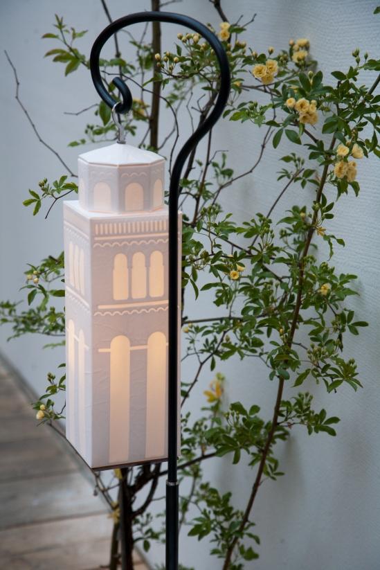 campanile di luce