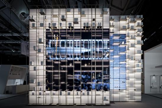light+building 2018_Viabizzuno_1