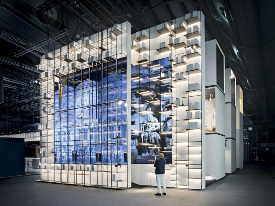 light+building 2018_Viabizzuno_2